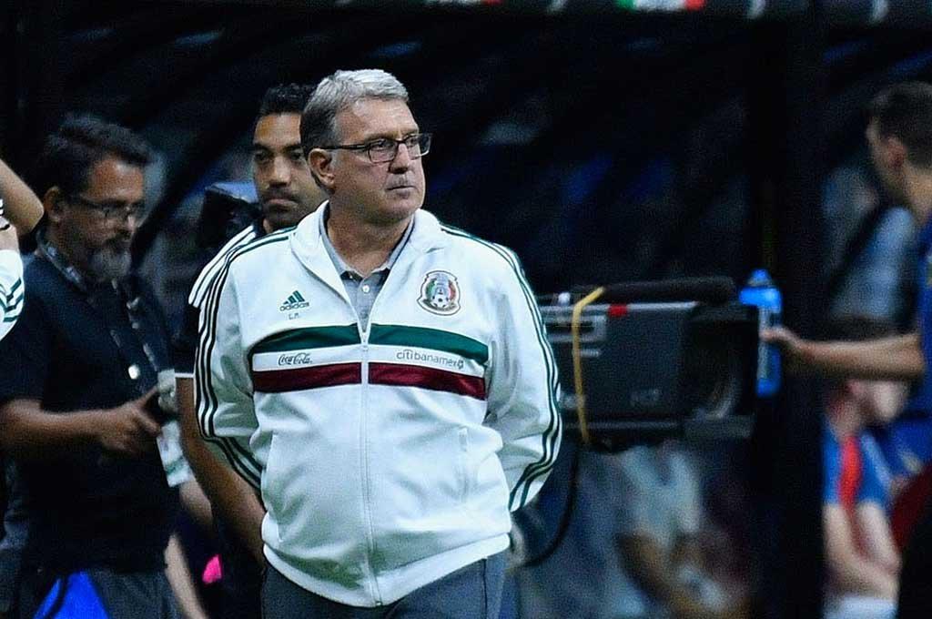 <strong>Foto:</strong> Selección México