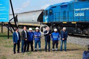 Video: el saludo de Macri a un empleado ferroviario hincha de Colón