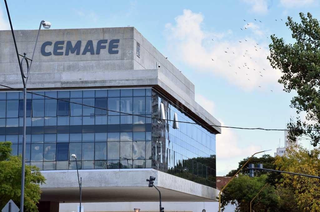 Nuevo. El Cemafe brinda una atención de excelencia para los santafesinos y se ubica en el corazón del microcentro de la ciudad capital. Crédito: Guillermo Di Salvatore