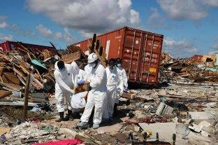 Tras el paso de Dorian hay 2.500 desaparecidos en Bahamas