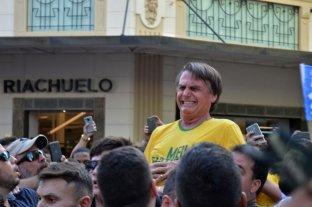 Expondrán en un museo el cuchillo con que apuñalaron a Bolsonaro