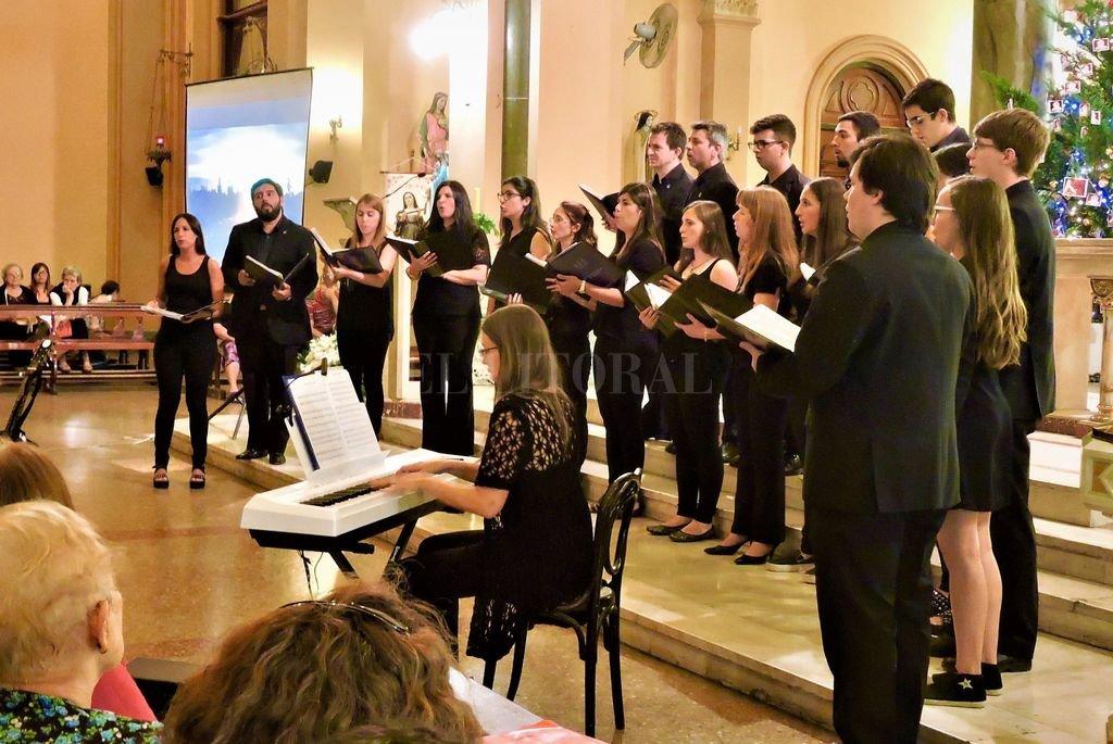 En el encuentro participarán coros de Santa Fe, Jujuy, Entre Ríos y Santiago del Estero, entre otros puntos del país. Crédito: Gentileza organizadores