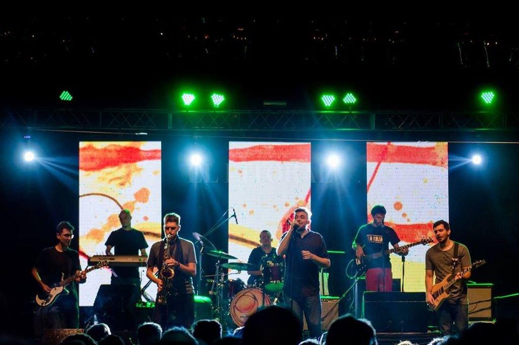 Con dos décadas de trayectoria, es una banda emblemática de la ciudad. <strong>Foto:</strong> Gentileza Leandro Olivo