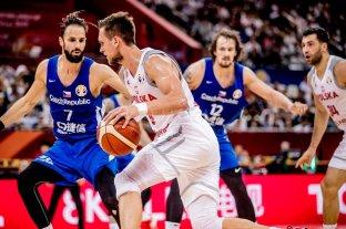 República Checa ganó y se enfrentará a Serbia por el quinto puesto