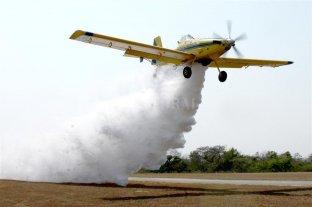 La aviación agrícola conmemora hoy su día