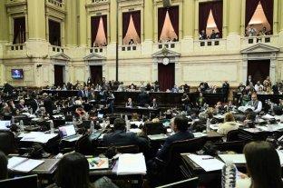 Diputados dio media sanción a la ley de emergencia alimentaria