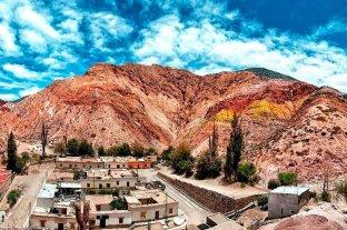 Purmamarca prohibe la minería a cielo abierto