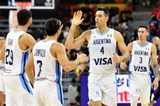 Argentina busca la final ante Francia