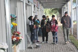 Cementerio Municipal: robo en los puestos de flores