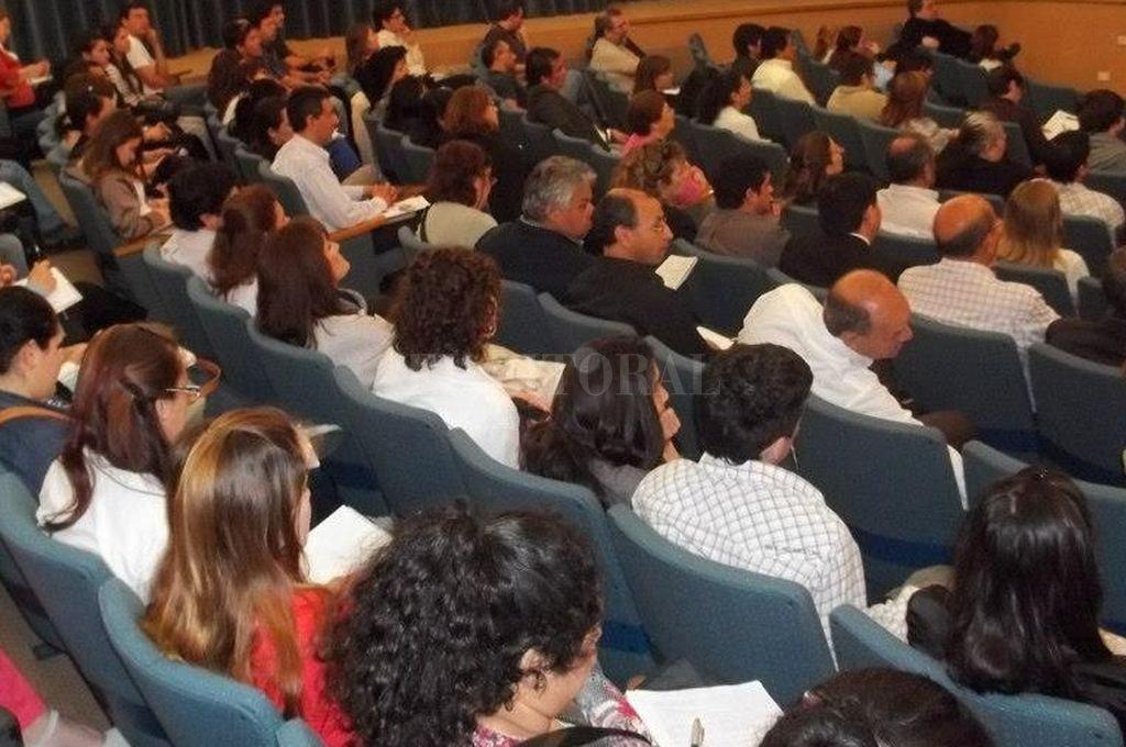 Imagen de archivo: 10° Congreso Argentino de Archivística <strong>Foto:</strong> Mundo Archivístico