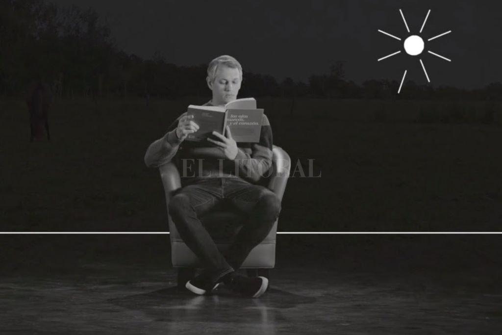 """La serie, de ocho capítulos breves, toma como punto de partida la antología de poesía moderna santafesina """"Los ojos nuevos, y el corazón"""", selección de poemas de 30 autores de la provincia. Crédito: Gentileza MIC"""