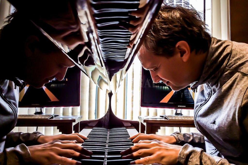 De Pedro es pianista, compositor, arreglador y docente nacido en la ciudad de Santa Fe, dedicado al mundo de la Música Popular Contemporánea. <strong>Foto:</strong> Gentileza Gabriel De Pedro