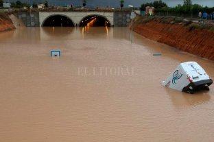 Al menos 4 muertos tras fuerte tormenta en España