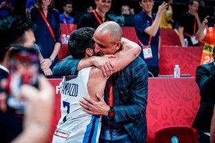 Las mejores fotos del histórico triunfo de Argentina ante Francia -  -