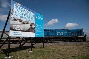 Avances y futuros proyectos del tren de cargas en Santa Fe