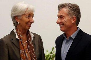 La Justicia investigará el acuerdo del Gobierno con el FMI