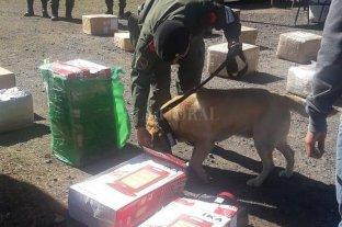 Arroyo Seco: encuentran casi 3 kg de droga oculta en estufas eléctricas