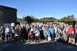 Comenzaron los festejos por el 50° aniversario del Túnel Subfluvial -