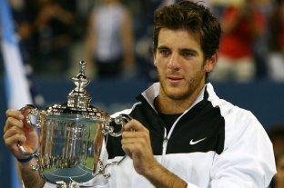 Se cumplen 10 años del título de Juan Martín del Potro en el US Open