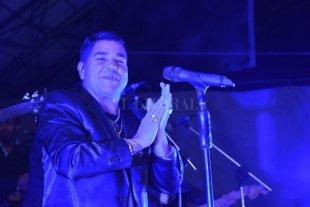Coty Hernández celebra dos décadas de música - A los 42 años, Coty Hernández es una de las figuras de la movida tropical santafesina.  -