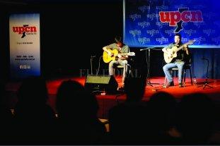 UPCN seleccionó al artista que representará a Santa Fe en el Festival Guitarras del Mundo  - El Festival de Guitarras del Mundo se realiza desde hace varios años y recorre todo el país. Aquí, un registro de las actividades realizadas en 2015.  -