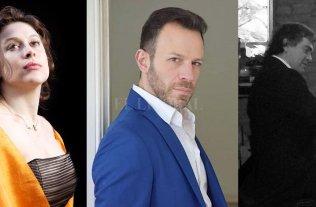 Voces que conmueven - En la gala, la soprano Natalia Raselli, el tenor Santiago Sirur y el pianista Sergio Bungs ofrecerán un variado repertorio.