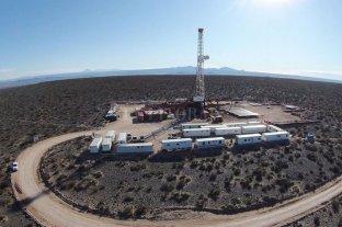 YPF trabaja para contener una fuga de gas en Loma La Lata