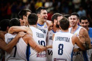 Argentina y España definen este domingo el título en el Mundial de Básquet -  -