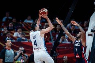 Argentina busca consagrarse en el Mundial de básquetbol de China ante España -  -