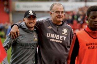 El Leeds de Bielsa le ganó al Barnsley y es puntero