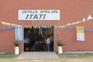 Nuevo robo en la capilla Nstra Sra. de Itatí