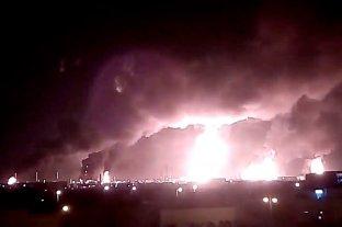 """Argentina """"condena enérgicamente"""" el ataque a dos refinerías en Arabia Saudita"""
