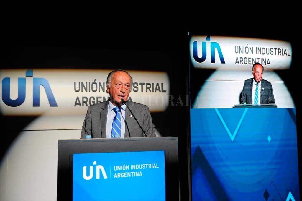 Miguel Acevedo, Presidente de la Unión Industrial Argentina <strong>Foto:</strong> Gentileza