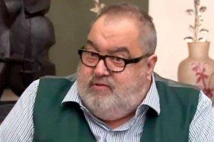 "Internaron a Jorge Lanata y evoluciona ""con parámetros estables"""