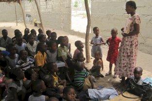 Más de 12 millones de niños en el mundo corren riesgo de no entrar nunca a un aula - Imagen ilustrativa. -