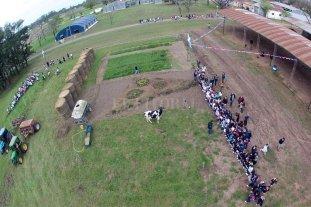 Más de 2500 chicos visitarán el INTA Rafaela