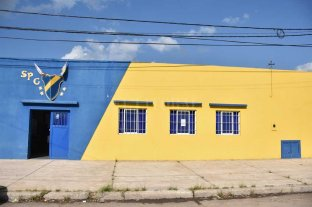 """Una pareja de policías responsable por   disparo a la salida de un partido infantil - """"Adentro la gente se comportó bien y el público se retiró sin discordias"""", dijo el presidente del Club Sportivo Guadalupe. -"""