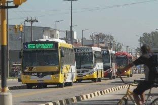 El municipio estudia el pedido de aumento del boleto y gestiona un subsidio nacional  -  -