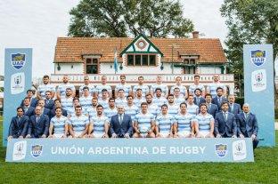 Uno por uno: el plantel de Los Pumas para el Mundial - La foto oficial del plantel de Los Pumas que representará a la Argentina en el Mundial de Rugby.  -