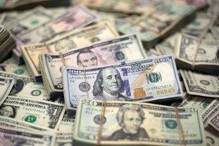 Leve descenso del precio del dólar tras la intervención del BCRA -  -