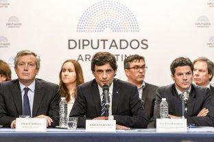 """Lacunza llamó a """"construir consensos"""" en política económica, al presentar el Presupuesto 2020 -  -"""
