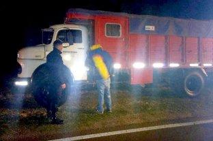 Otro camionero totalmente borracho -