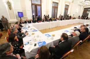 Se realizó la asamblea plenaria del Consejo Económico y Social -  -