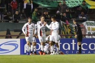Patronato rescató un agónico empate ante Aldosivi