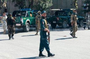 Al menos 24 tras atentado en Afganistán