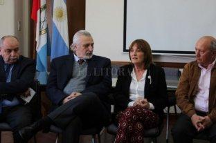 Delito rural: reunión entre provincia y entidades rurales