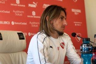 """Beccacece confirmó la sanción de Pablo Pérez: """"estará afuera por dos partidos"""""""