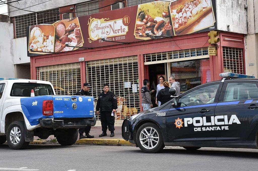 Murió el comerciante baleado durante un robo a 100 metros de la Municipalidad -  -
