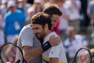 Del Potro y Federer jugarán en Argentina