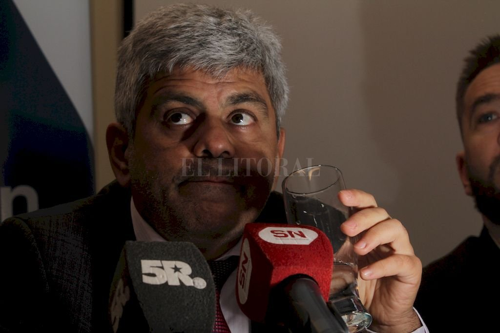 Baclini llevará detalles de lo actuado por el MPA a las cámaras legislativas y responderá inquietudes de legisladores. <strong>Foto:</strong> Mauricio Garín